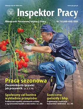 Inspektor Pracy 10/2019