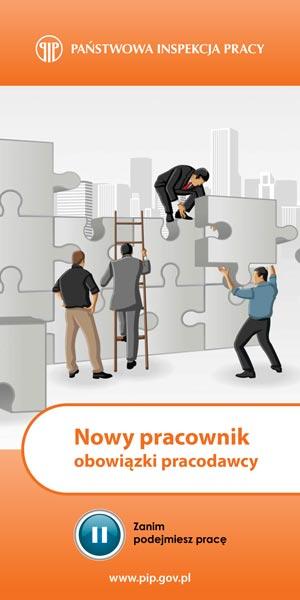 Nowy pracownik - Obowiązki pracodawcy