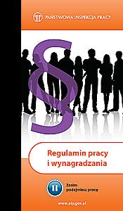 Regulamin pracy i wynagradzania