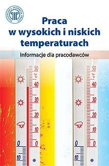 Praca w wysokich i niskich temperaturach