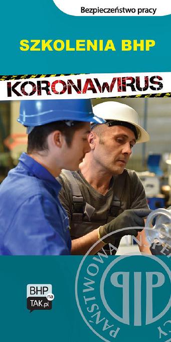 Szkolenia BHP- koronawirus