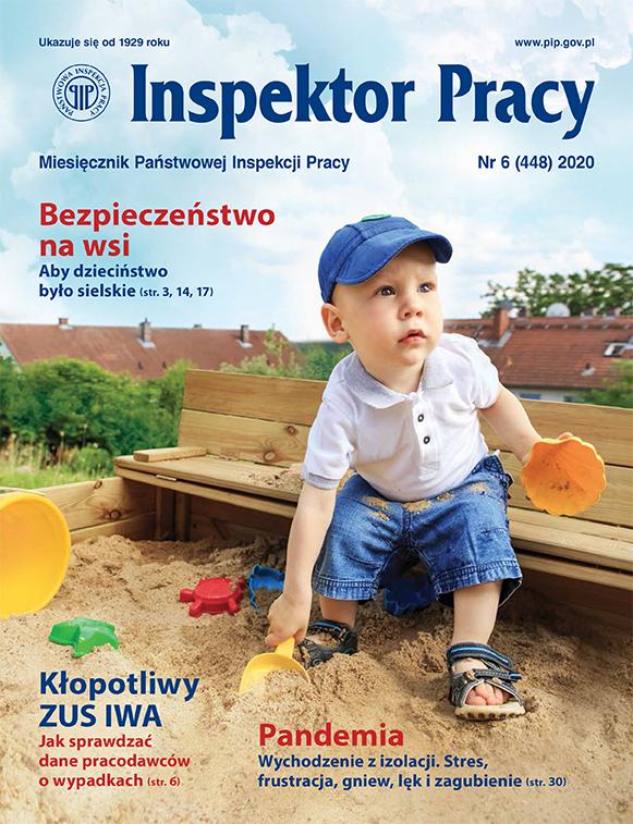 inspektor pracy