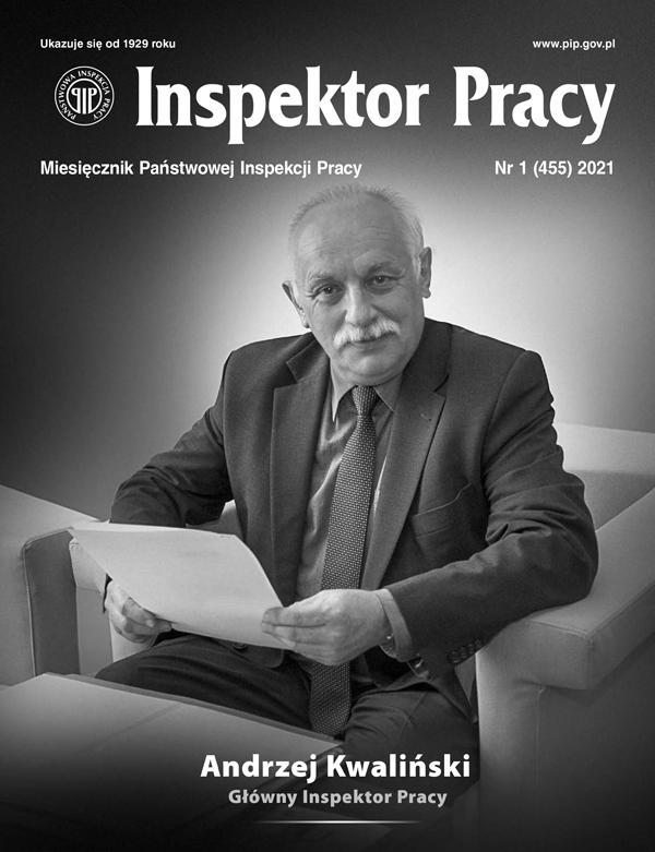 Inspektor Pracy nr 1/2021